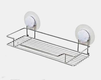 New GarBath Kitchen Bathroom Suction Cup Wall Organizer , 260020