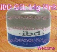 IBD UV Builder Gel Nail Art Gel Pink 14g / 0.5 oz