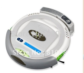 For Russian Buyer/Cleanmate QQ-2L, Robot Auto Vacuum Cleaner
