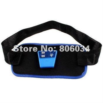 YM 10sets/lot Health massage belt Gymnic Electronic Muscle Arm leg Waist Massage Belt free shipping