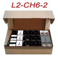 lanbon: смарт-сенсорный выключатель kit6 умные дома системы, интеллигентая(ый) дома пакет