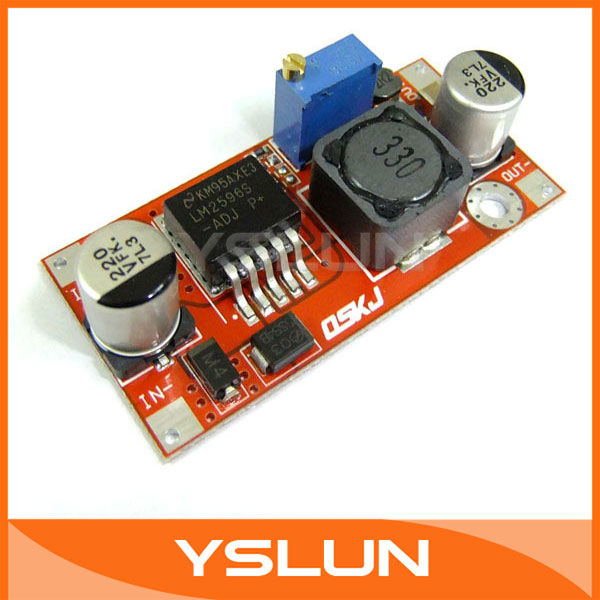 Преобразователь DC Converter DC/dc #090418 Input voltage :4.5-35V  Output Voltage : 1.25 to 30V кобра tibet 500