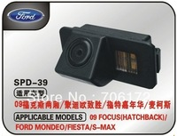 Factory selling color CCD Car Reverse Rear View backup Camera parking rearview For FORD MONDEO S-MAX KUGA FOCUS FIESTA