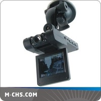 2.4 inch TV OUT Vehicle Recorder Motion Detect car black box dual camera