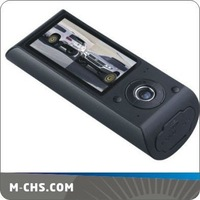 "2.7"" Dual camera HD dual view car camera gps black box"