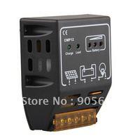 Free shipping CMP Solar Panel Charge Controller Regulator 10A 12V 24V Volt