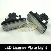 LED License Plate Light Lamp for Mercedes-BENZ W203 Estate, W211, W219