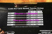 Wholesale - 10 sets Classical Guitar Strings 10 SETS E-J 45 normal tension Free shipping
