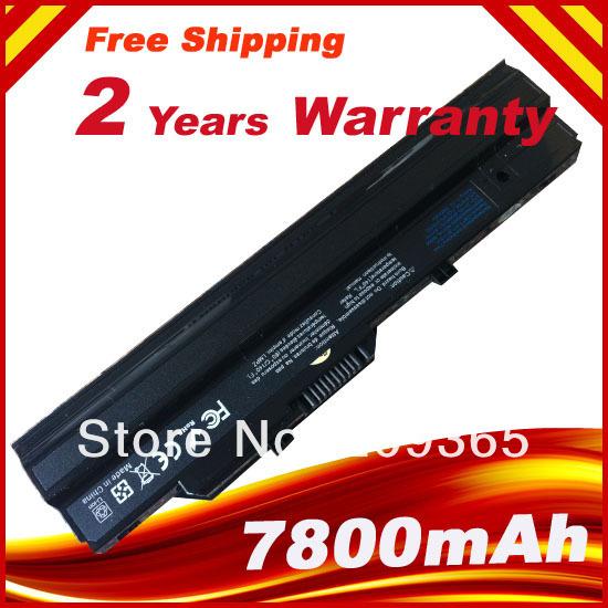 7800mAh 9 CELL Battery MSI WIND U90 U100 U210 U230 0 BTY-S11 BTY-S12, free shipping(China (Mainland))