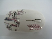free shipping 1600DPI   wireless mouse , chinoiserie wireless mouse
