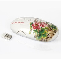 free shipping 1600DPI Optical computer Mouse.notebook mouse. wireless mouse ,2.4 Ghz,10m can control