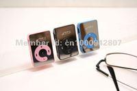 2012 New Design 100pcs/lot 4rd  generation Mini C-4 Key Clip Mp3 player Support Micro 1GB-8GB SD/TF ,free shipping+top quality