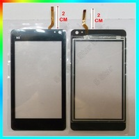 3.2 inch Touch Screen Digitizer for China phone N8 Version 8, Free Shipping, Jump line from 1 to 4, 2 to 3, 3 to 2, 4 to 1