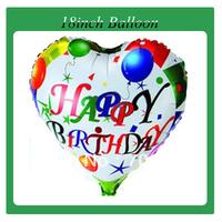 Free shipping party balloon,happy birthday balloon mix order for kid birthday time 100pcs/lot