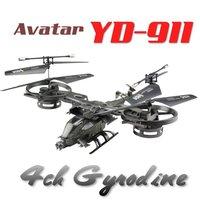 Direct Marketing AVATAR YD711 4ch RC Helicopter gyrodine Radio Control Toys