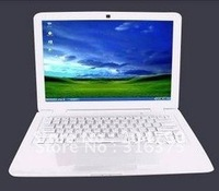 The latest model 14 Inch Intel D425 WIN7/XP notebook with 2GB RAM 500GB ROM 1.8GHZ 1366*768 lcd display(L7 D425)