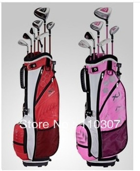 free shipping world famous carbon golf set