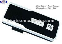 driver lover Sun visor bluetooth handsfree car kit ATM66  30pcs/lot