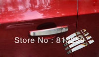 2009-2012 Stainless steel DOOR HANDLE COVER (Fits: Chevrolet Cruze/Epica/AVEO)