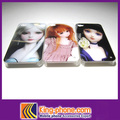 for iphone 4G Barbie doll transparent edge case  free shipping