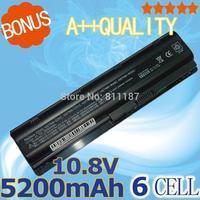 5200mAH Battery for hp Pavilion g6 dv6 mu06 586006-321 nbp6a174b1 586007-541 586028-341 588178-141 593553-001 593554-001