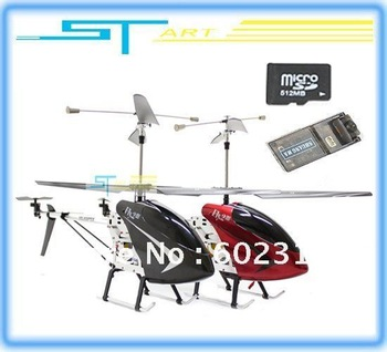 Supernova Sales Biggest Camera rc helicopter Double Horse 9115 dh9115 3CH 2.4G Helicopter w/ Built-in Gyro + Free Shipping