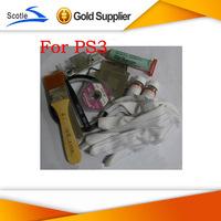 BGA Reballing Kit 16pcs Heat Direct For PS3 BGA Reballing Stencil+BGA Reballing Station+Solder Ball+Solder Flux +BGA Accessories