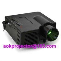 mini Projector , mini LED Projector with 320*240 + USB/AV-IN