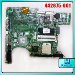 Free shipping Motherboard 442875-001 100% Tested GOOD Mainboard Laptop For HP G6000 COMPAQ F500 F700(Hong Kong)
