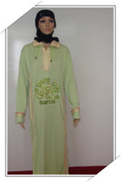 Muslim dress/islamic dress/take/and clothing  s364