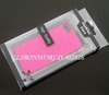 X100pcs Blister packaging For iPhone 4s 4G Samsung i9100 i9300 HTC