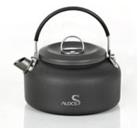 Free shipping 1.4L camping tea kettle,outdoor kettle,mini kettle
