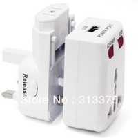 With USB port Universal conversion plug Universal power adapter plugs