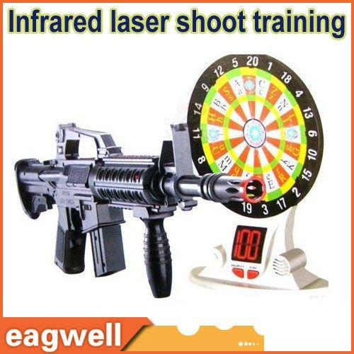 Future Star Infrared Laser Shooting Training Gun Kit Shoot