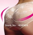 Wholesale Buttock Padded Panty,hold Buttock Shape Lady Panties 100pcs/lot Free Shipping