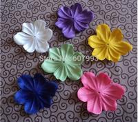 Artificial cherry blossom silk petals for wedding decoration,colourful fabric flower petals,Sakura ,2000PCS/lot, Free shipping