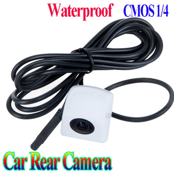 Car Rear View Reverse Backup Parking Waterproof CMOS Camera  Free Shipping Wholesale