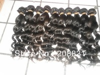 100% Unprocessed Brazilian Virgin Hair Loose Wave 16/18/20inch 3pcs lot,5a Queen Hair Product  Human Hair Weave Free Shipping