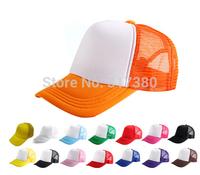 Wholesale 2015 Cheap Blank Fashion Men Trucker Mesh Hats Two Tones Women Spring Plain Snapbacks Hat Mens Summer Caps Womens Cap