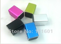 Music speaker mp3 speaker minispeaker for USB free shipping(China (Mainland))