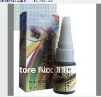 Dry Fast Eyelash Extension Glue Professional Black False Eyelashes Extension Adhesive Glue 6pcs/lot -FREE SHIPPING