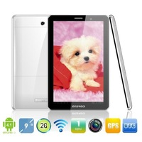 Galaxy Phablet P2000 9 Inch Screen Android 4.2 MTK6572 Dual Core Dual Sim Card 2G GSM WIFI GPS Bluetooth Dual Camera Tablet PC