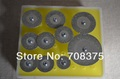 10PCS  Dremel Rotary Tools Diamond Cutoff wheel Grinding wheel  Grinder discs Free shipping