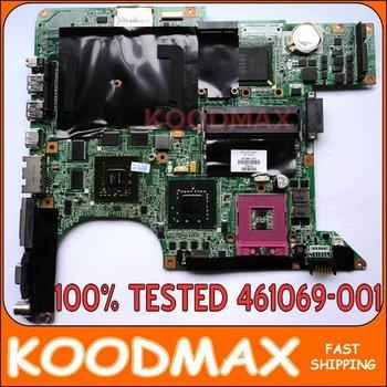 FREE shipping ! Hot Deal!  Laptop Motherboard FOR H Pavilion dv9000 DV9500 dv9700 Series Model: 461069-001 100% TESTED*KOODMAX