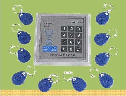 Access Control Card RFID Proximity Entry Keypad Door Lock Access Control System S363(China (Mainland))