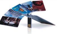 Wholesales~8GB 4GB 2GB Credit Card Usb,Credit Card Usb Flash Drive,Card Memory+Free Full Color Printing+Free Poly Bag