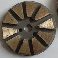 100mm premium metal floor pad(floor grinding disc)