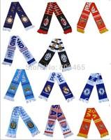 Fans scaef,velvet  cheer scarves,145cm*16cm soccer scarves,neckcloth for cheer,fleece Portugal  soccer scarf,100pcs