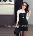 Best selling 2012 new sexy lady bud mesh yarn splicing Slim Dress ,discount