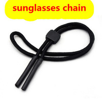 free shipping sport sunglasses cord eyeglasses chain ,50pcs eyewear chain ,glasses chain ,eyeglasses parts